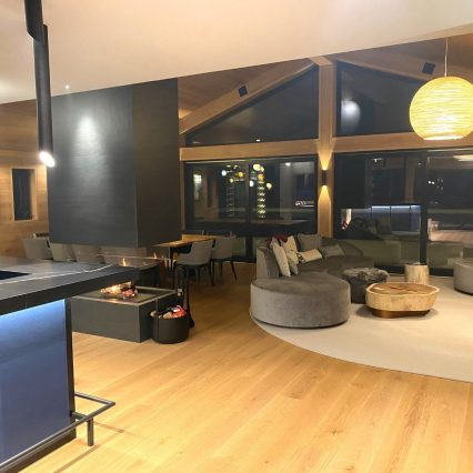 Chalet Bacchus Consensio Bar and Lounge