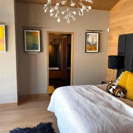 Chalet Bacchus Consensio Bedroom