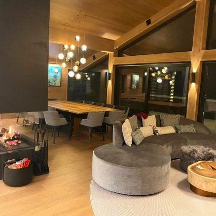 Chalet Bacchus Consensio Lounge