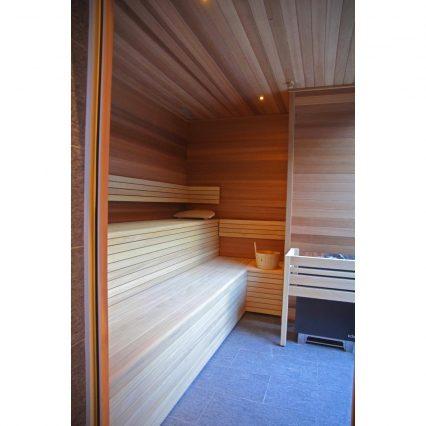 Chalet Bacchus Consensio Sauna