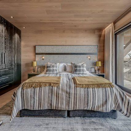 Chalet Bacchus, Courchevel, Consensio - Bedroom 6