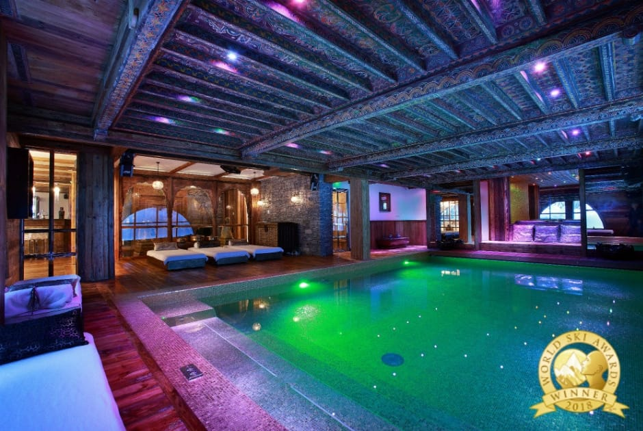 Marco Polo best chalet in france