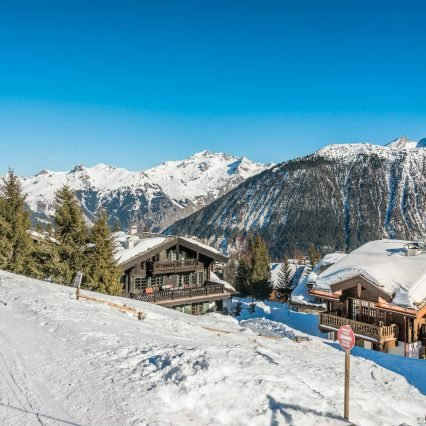 ski in ski out chalet namaste in courchevel 1850 - consensio chalets