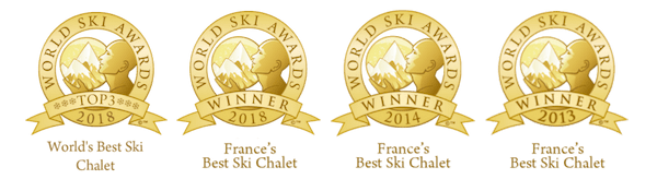 Best Chalet in France 2018