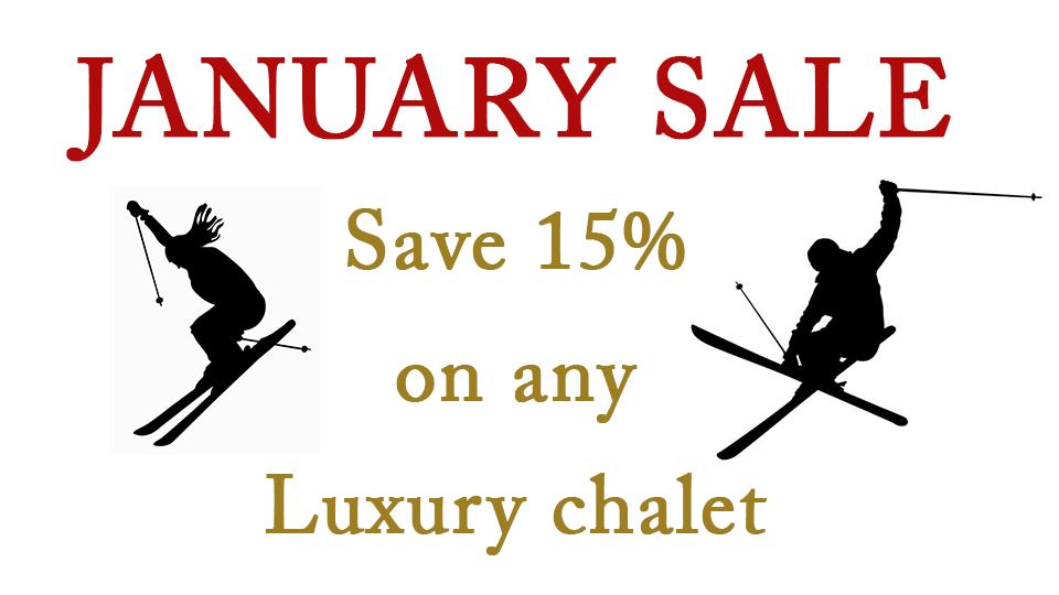 Jan luxury ski deals