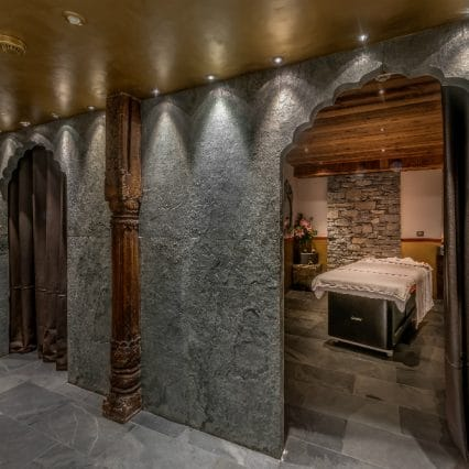 chalet marco polo massage rooms