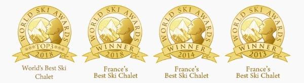 Best ski chalet in france 2018