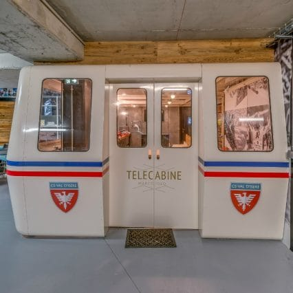 Chalet Maro Polo Telecabine Boot Room