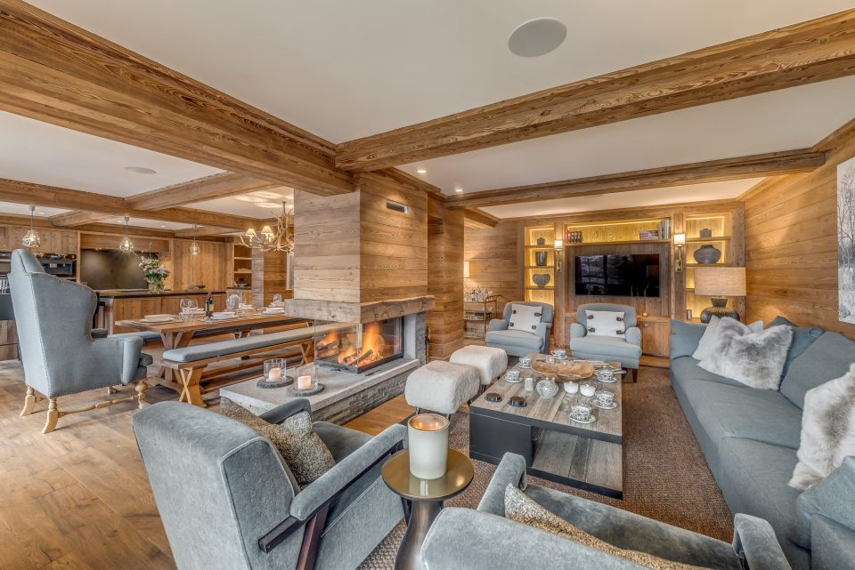 Luxury Self-Catered Apartments in the French Alps