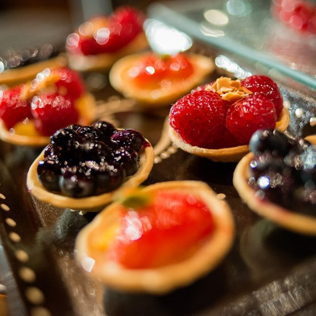Best afternoon tea, fruit tart, traditional french foods
