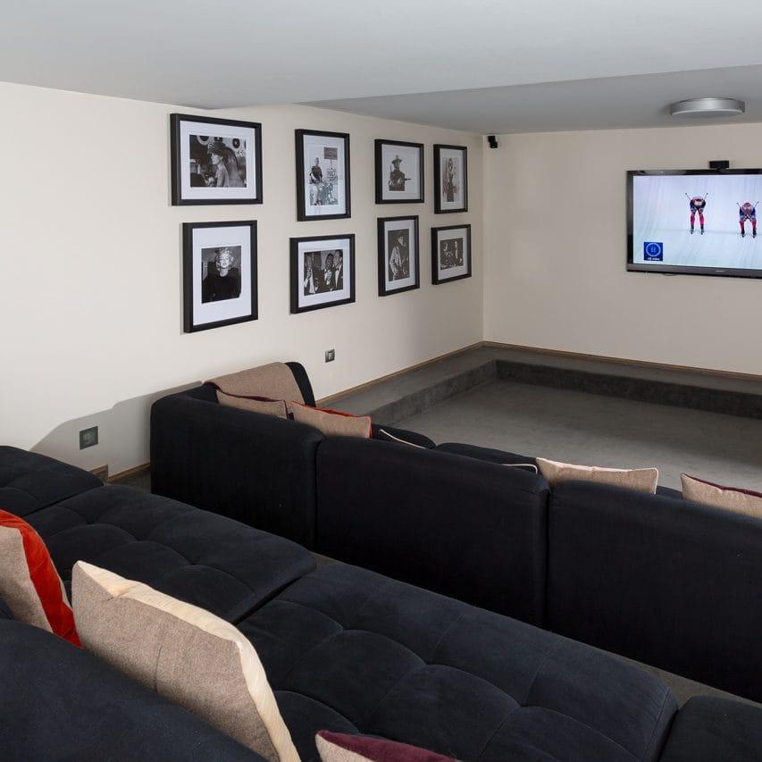 Corporate Ski Trip, meeting rooms, presentation room