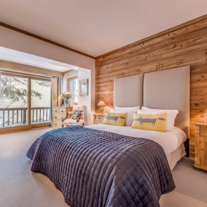 chalet Elephant Blanc bedroom 3
