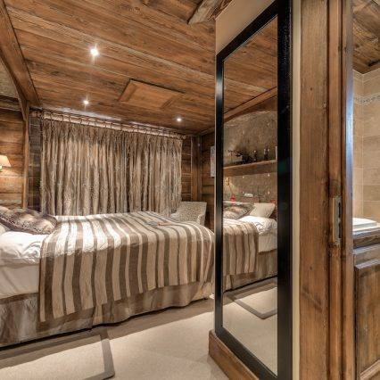 Chalet Chopine Bedroom 3