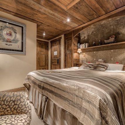 Chalet Chopine Bedroom 3