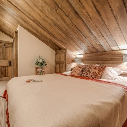 Chalet Chopine Bedroom 5
