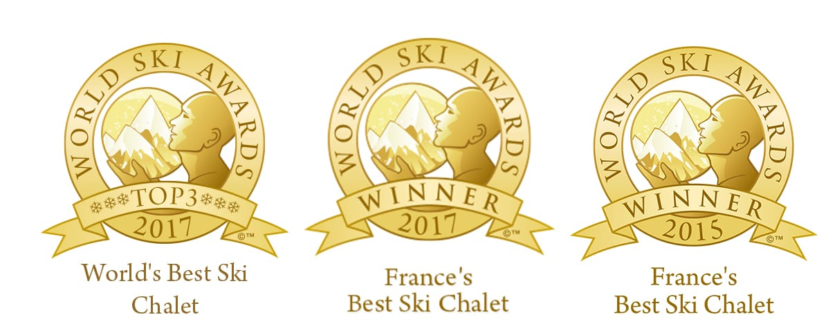 World Ski Awards Best Ski Chalet France