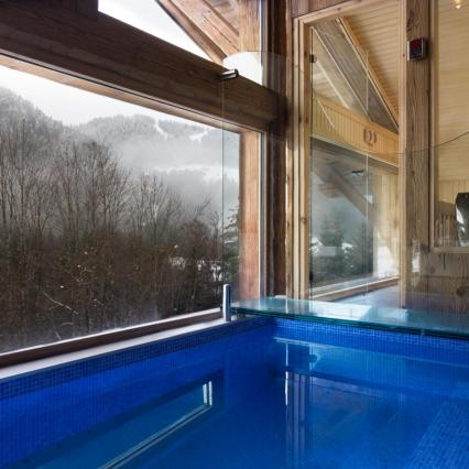 Jejalp, Morzine, Luxury Ski Chalet, Panoramic views, bar, wine cellar