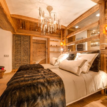 Chalet Lhotse Bedroom 3
