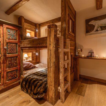 Chalets Lhotse Bunkroom