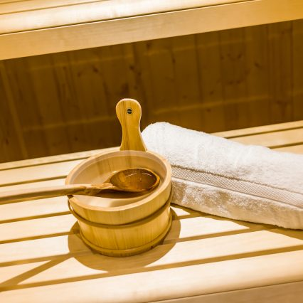 chalet Elephant Blanc Spa Sauna