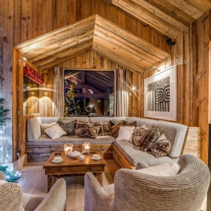 award winning, meribel, open fire, cinema, pool, spa, hottub,snug