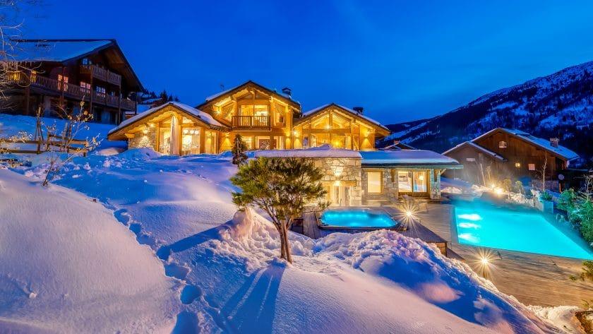 Mont Tremblant Wins Best Luxury Ski Chalet in France 2016