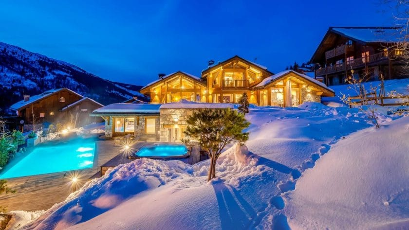 Mont Tremblant Wins Best Luxury Ski Chalet in France 2016
