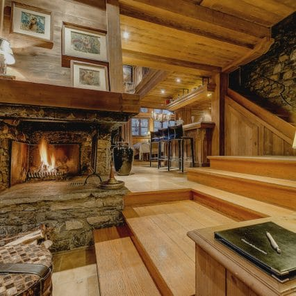 chalet montana val disere