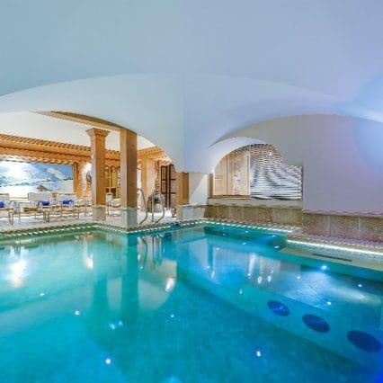 chalet montana pool