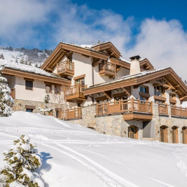 chalet shemshak courchevel