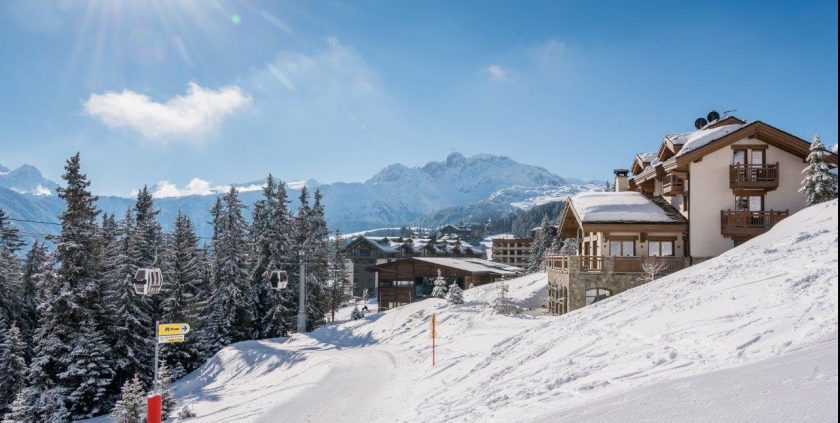 Top 4 Luxury Ski Chalets in France
