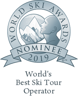 worlds best ski tour operator 2019 nominee