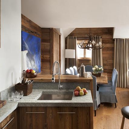 Etoile Filante. Shooting Star, Chalet Apartment, Interior Designer Luxury Ski