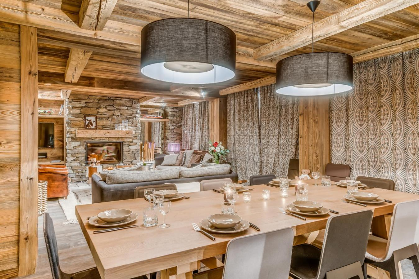 val disere self catered accommodation