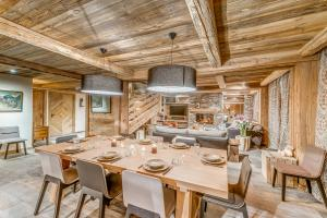 Les Sorbiers- Val d'Isère- self catered apartment- luxury ski holidays- ski accommodation