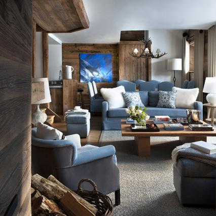 Etoile Filante. Luxury, Chalet Apartment, Interior Designer