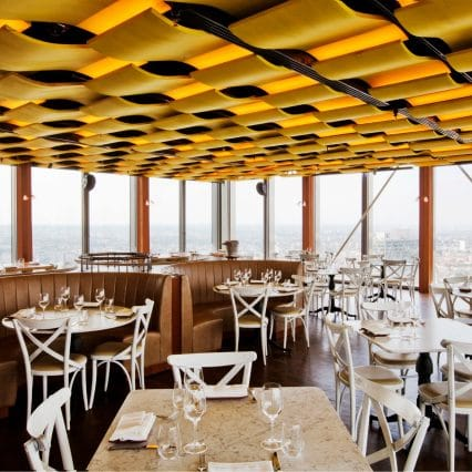 duck and waffle london