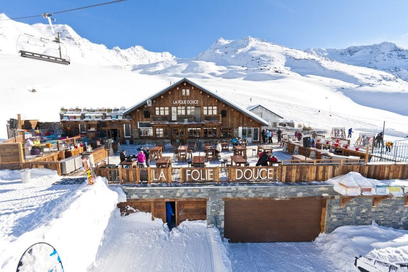 La Folie Douce heads downhill to party on the beach in Cannes