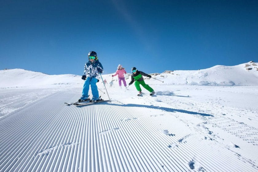 The ultimate guide to happy family skiing this Easter
