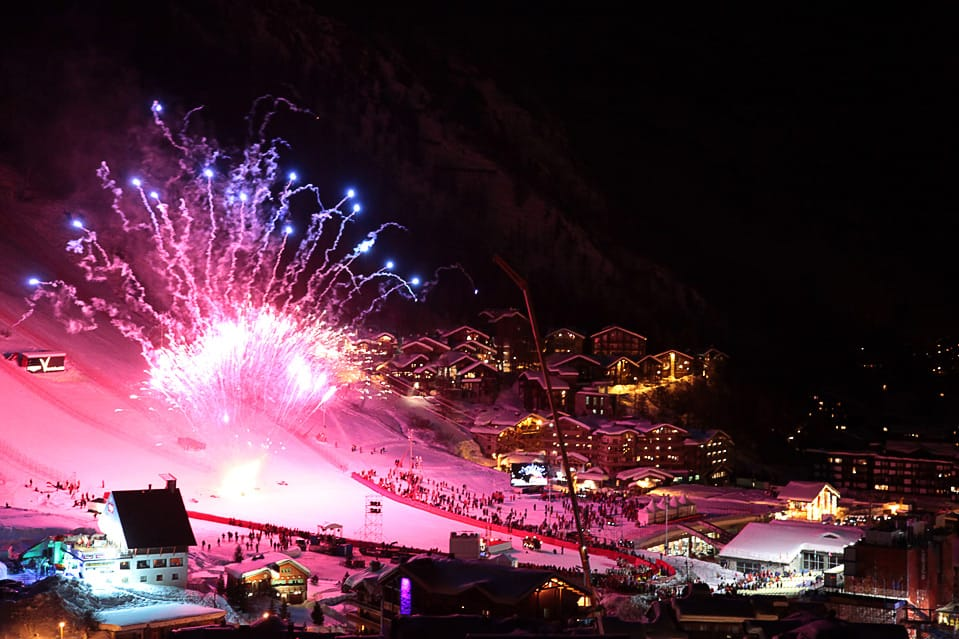 Peak Dates – New Year's Eve Chalets