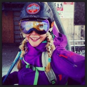 Gabriella Le Breton- Ski Writer