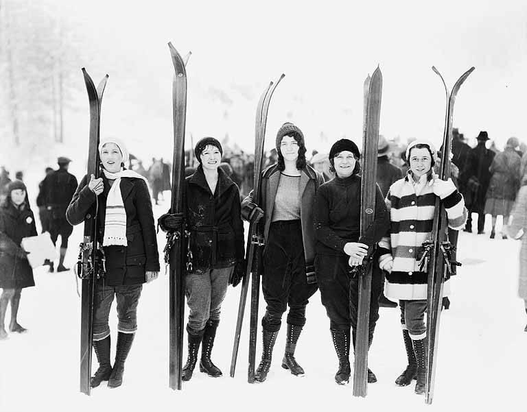 5 Alpine-Chic Activities for International Women's Day
