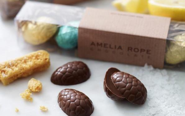 An Easter Interview with Consensio's favourite Chocolatier – Amelia Rope.