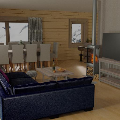 Aviemore Ski Chalet, Apartment, Whisky Bar, Hottub, Boutique