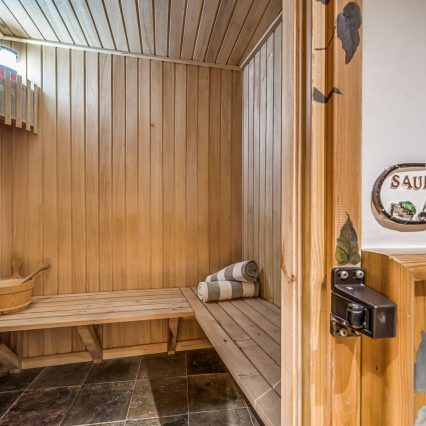 Chalet Le Namaste Courchevel 1850 Sauna Consensio