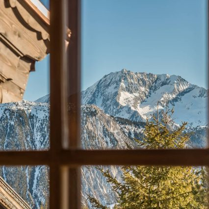 Chalet Le Namaste Courchevel 1850 Views Consensio