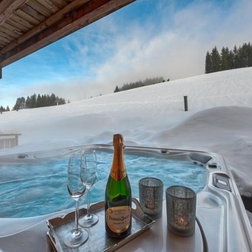 Apartment, Hot-tube, Les Gets, Portes du Soleil