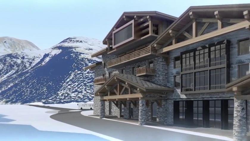 Val d'Isere's €200m Redevelopment – 'Le Coin de Val'