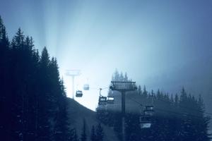 Courchevel Luxury Ski Holiday View