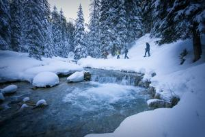 Courchevel walking holiday routes